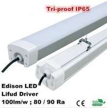 New arrival 120 degree beam angle CRI80 30W LED tri-proof light