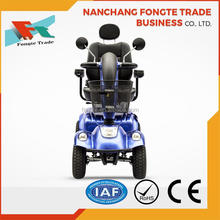 Foldable battery mobility scooter for handicapped people with CE certificate