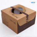 Elegant Handmade Cardboard Gift Cake Packaging Box