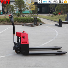1500kg electric pallet truck with AC motor control