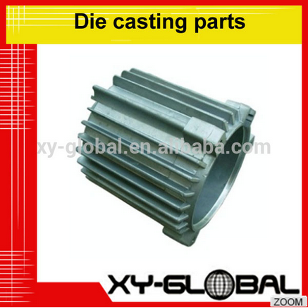 custom high quality anodized aluminum extrusion from china OEM