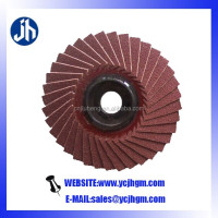 flexible abrasive 100mm sanding disc