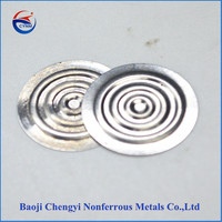 The New Corrugated Metal Diaphragms As