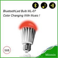 New Edition Environmental Bluetooth Led Bulb 7W