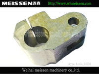 Shaped part casting process metal parts fabrication