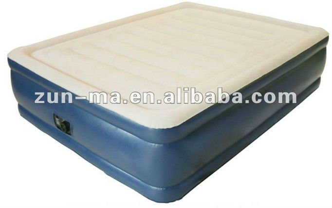 Comfort Queen Inflatable Air Mattress(PVC&mesamoll)