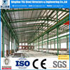 steel structure fabricated warehouse with booth of canton fair