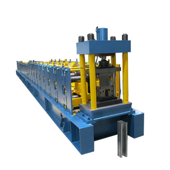 Automatic Hot Selling Used C Purlin Roll Forming Machine