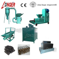 Charcoal Briquette Machine/Charcoal Briquettes Production Line