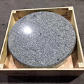 Grey granite umbrella stands