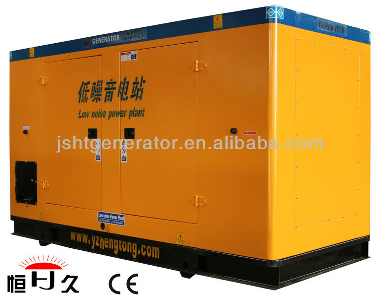 Cummins 2013 New Product 800KW silent generator diesel