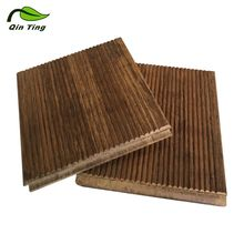 Modern Professional Wood Plastic Composite Waterproof Outdoor Bamboo Deck Floor