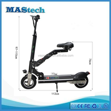 Top quality folding electric scooter for adult with seat folding electric scooter cheap electric folding scooter