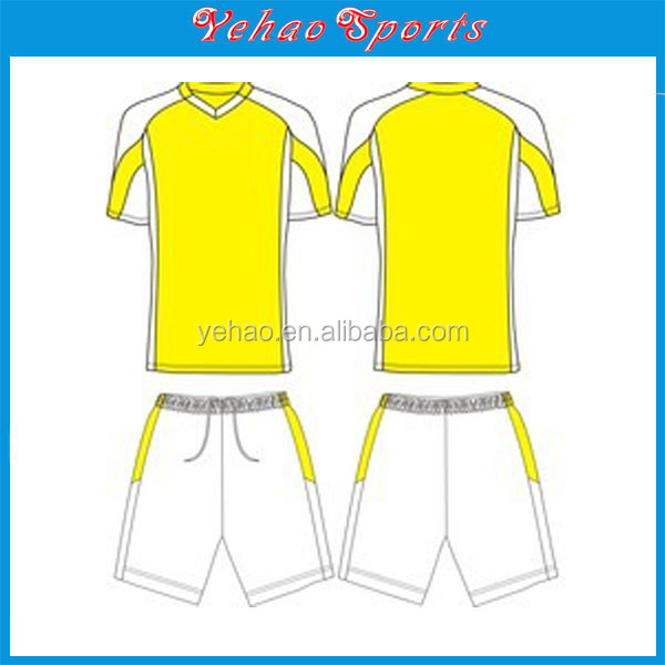 2016 sublimation orginal football uniform for sale