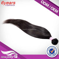 Hot Sell All In Same Direction 100% Raw Tangle Free Hair Weft And Soft Touch