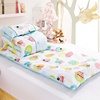 Baby and kindergarten 100% cotton quilt 3 pieces bedding sets baby sheep style