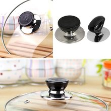 Pot Lid Cover Knob Handle Universal Kitchen Replacement Cookware Lid Holder