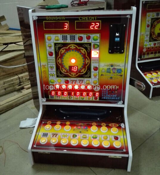 Best Price Coin operated slot gambling machine casino game type wholesale