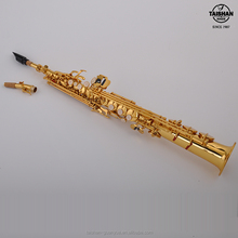 TAISHAN TSSS-650 Professional Soprano Saxophone Lacquered