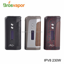 newest Pioneer4you IPV8 230W mod vs Thinkvape finder 250 mod