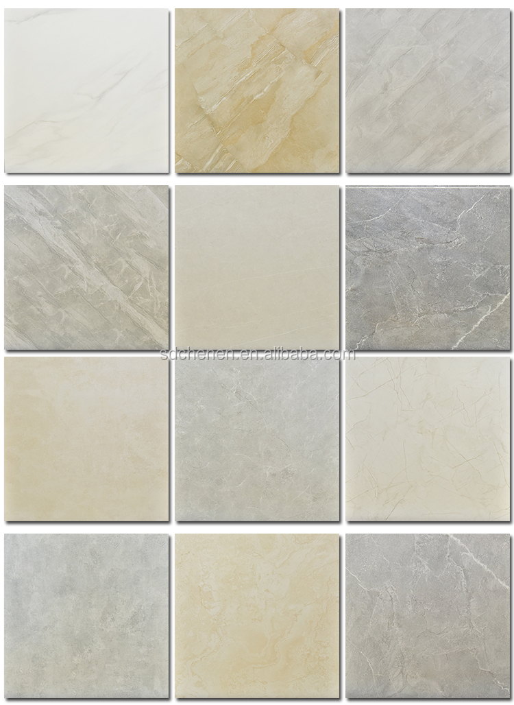 cheap best lounge floor non slip polished porcelain tiles