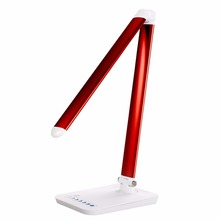 Dimmable portable luminaire table lighting folding lamp
