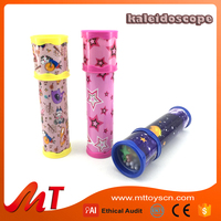 Hot sale classic toys colorful glass kaleidoscope
