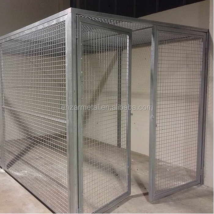 Indoor Dog Kennels