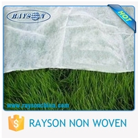 Maintain the temperature PP non woven fabric protection of crops