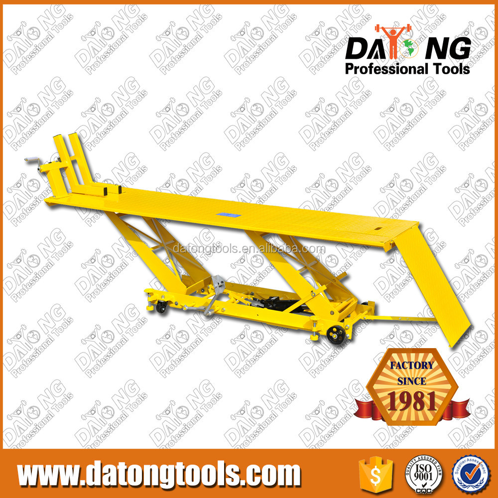 Lifting Tools 1000LBS Hydraulic Motorcycle Lift Table