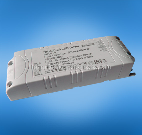 40w 3000ma 12v triac dimmable constant voltage led driver for mr16 light. led power supply. led transforme.