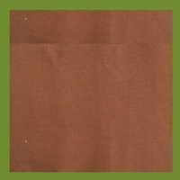 new STOCK 10/2X10/2 46X28 BROWN COLOR COTTON CANVAS