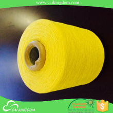 Leading manufacturer conical cone recycle yarns for cotton yarn importers in europe glove knitting yarn