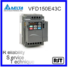 VFD150E43C 20.0HP 15kW 460V Original Taiwan Delta Speed Control AC Motor Variable Frequency Drive Inverter