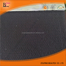 Hot sale special hole 3d stiff mesh fabric