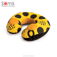 Fashionable cheap portable music bluetooth wireless amplifier pillow speaker
