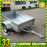 Used 5x8 enclosed aluminum utility trailer plans for sale