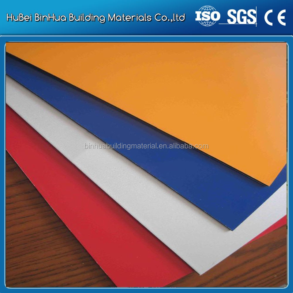 Good price and easy processing aluminum composite panel /alucobond prices