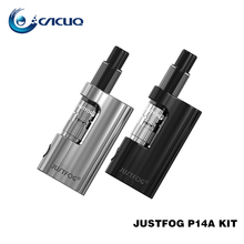 2017 Innovative Product Vape Cartridge Express Justfog P14A Compact Kit With Built-in 900mAh Battery