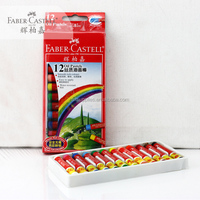 Faber-Castell 24Colors oil pastel wax crayon drawing pastel