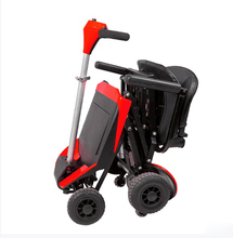 One-key Foldable Electric Scooter With lithium battery aluminum alloy frame for disabled and elder
