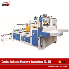 Quality semi-automatic carton folder gluer machine with cheap price