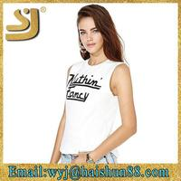 ladies sexy plain white t-shirts,for sexy women scoop neck sexy girls hot summer t shirt wholesale t shirt