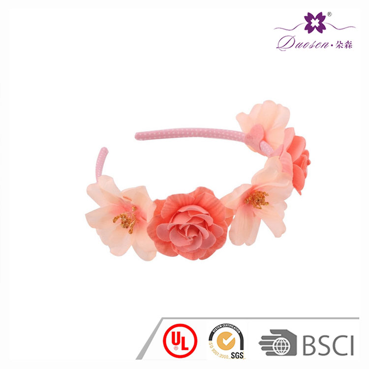 Supplier Natural Color Plastic Hair Bands For Babies