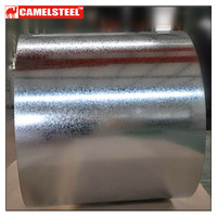 best price small / regualr spangle galvanized steel coil z275 from China