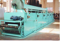 Plywood roller dryer/ Roller type veneer dryer/ plywood making machine