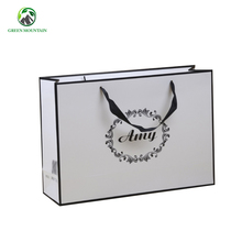 Wholesale direct factory cheap paper gift bags with handles