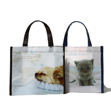 high quality cute pet shop bag in vietnam