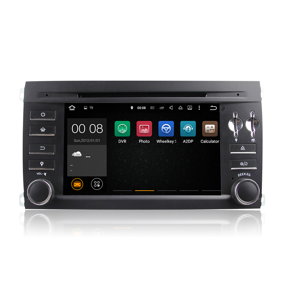 car dvd player for Porsche Cayenne Stereo DVD GPS Navigation Autoradio dashboard Multimedia With 3G WIFI Porsche GPS