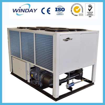 Water Air Cooled Gas Fired Absorption Chiller 200 RT Brine Chiller